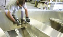 Alumacraft Aluminiumsitze