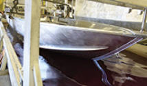 Alumacraft Wassergeprüfte Rümpfe