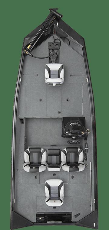 Alumacraft Pro 175 Übersicht