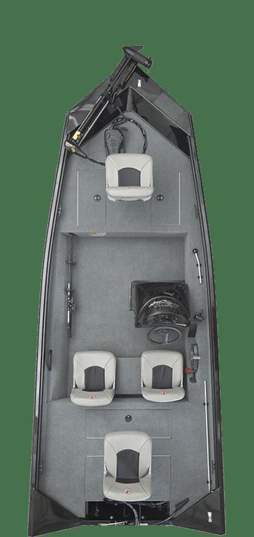 Alumacraft 165 Prowler Übersicht