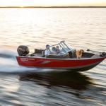 Crestliner Fish Hawk 1650 SC