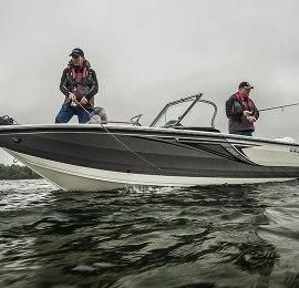 Crestliner Sportfish 2150 SST