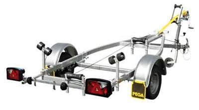 Pega Trailer SH300-400