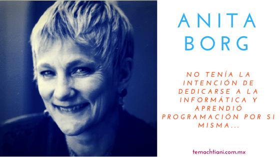Anita Borg