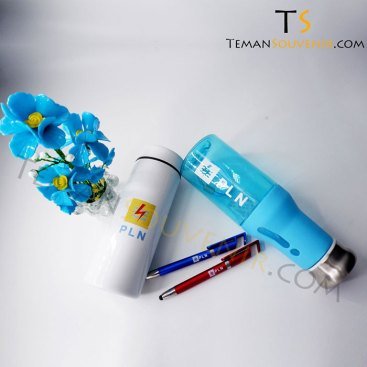Souvenir Gifset 3 in 1 - PLN, barang promosi, barang grosir, souvenir promosi, merchandise promosi