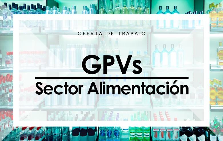 Oferta de Empleo GPVs para alimentación