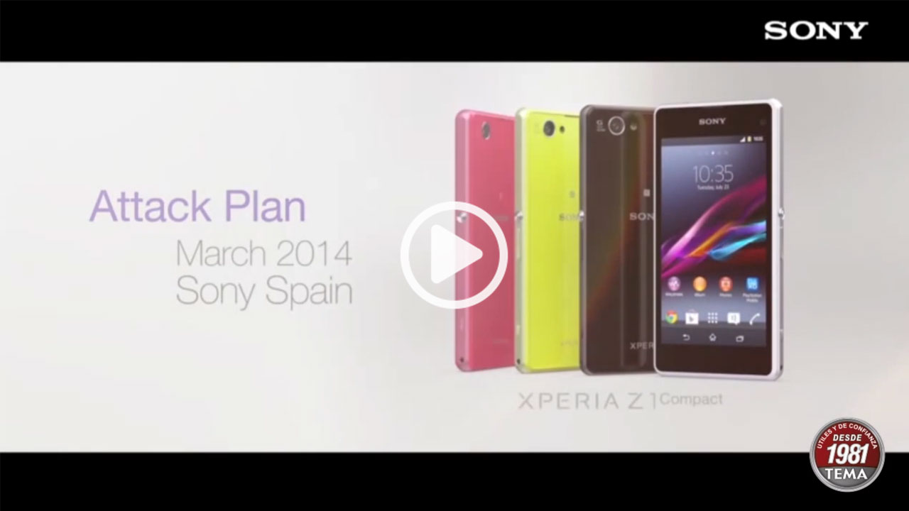 GPV plan attack Sony TEMA