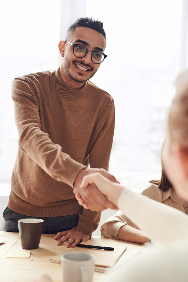 Como gestionar una cita de entrevista de trabajo