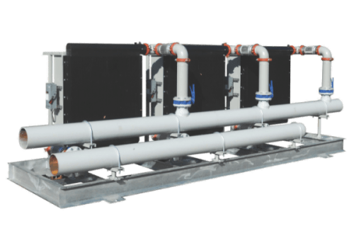 Vertical Cooling Module Package