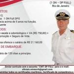 COMANDANTE – RIO DE JANEIRO/RJ