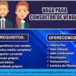 CONSULTOR DE VENDAS – FORTALEZA/CE