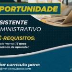 ASSISTENTE ADMINISTRATIVO – SÃO PAULO/SP