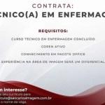 SÃO CARLOS CONTRATA TÉCNICO DE ENFERMAGEM