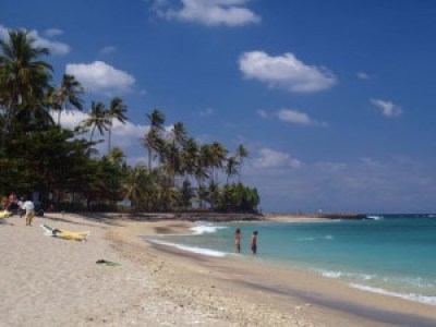 Beautiful Senggigi Beach Indonesia