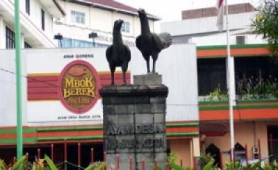 Mbok berek Semarang