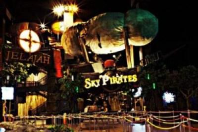 Sky Pirates Trans Studio Bandung