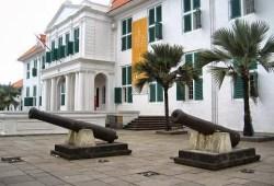 TEMPAT WISATA SEJARAH MUSEUM FATAHILLAH JAKARTA