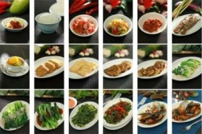 Menu kuliner D'Cost Bandung 4