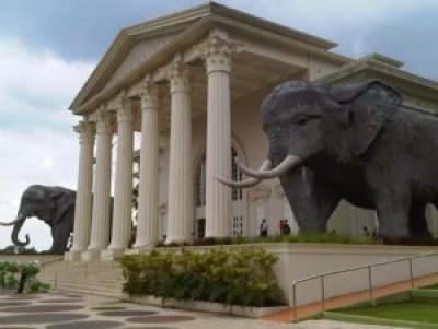 Museum Satwa Kota Batu