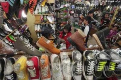Cibaduyut Shoes Centre Bandung 4