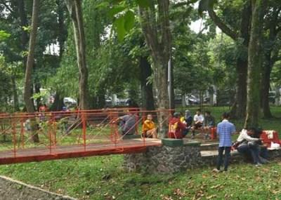 Lansia Park Bandung City 4