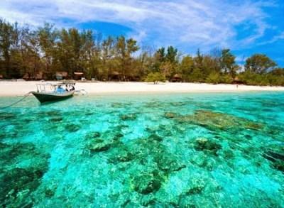 Pantai Gili Trawangan Lombok 2