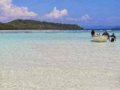 Pantai Yeben Papua