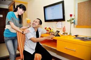 Daftar hotel di Semarang