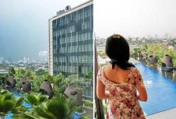 REVIEW FASILITAS HOTEL HILTON BANDUNG