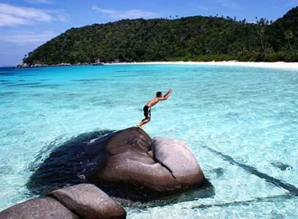 Pulau Penjalin Anambas