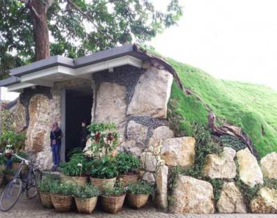 Farmhouse the hobbit