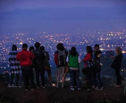 Bukit Bintang Bandung Lokasi