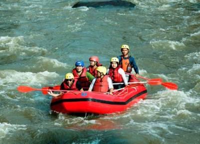 Rafting Sungai Cisangkuy