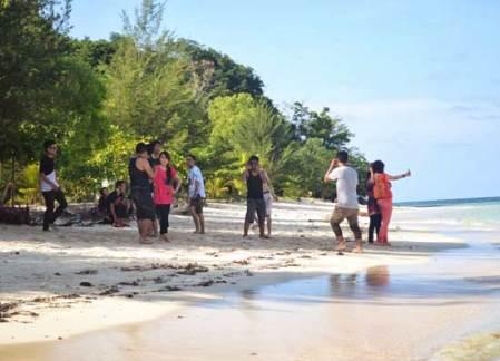 Pulau Saronde Gorontalo Utara