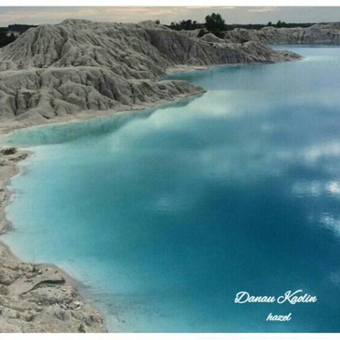 Tempat Wisata Danau Kaolin