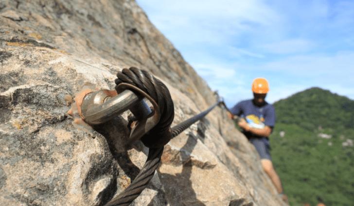 Info Tebing Gunung Parang