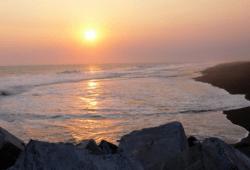 Destinasi Wisata Pantai Trisik Yogyakarta