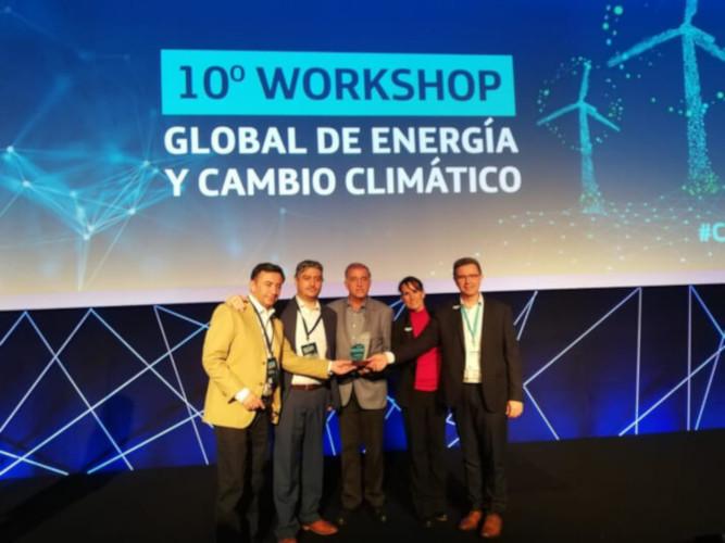 10º Workshop Global de Energía y Cambio Climático