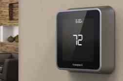 how to set honeywell thermostat