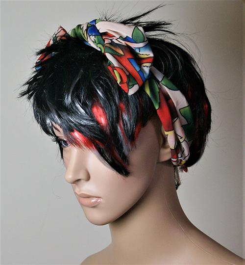 Fairy tattoo hair band