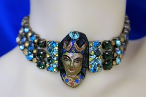 Ethnic and Hindu necklaces