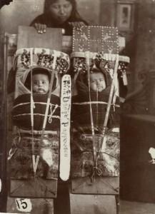 Osage Twins circa 1900