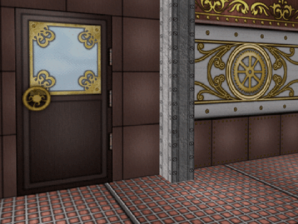 Steampunk Texture Set 11, Sample 2