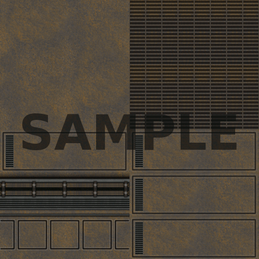 Dark SF Textures, Sample 2