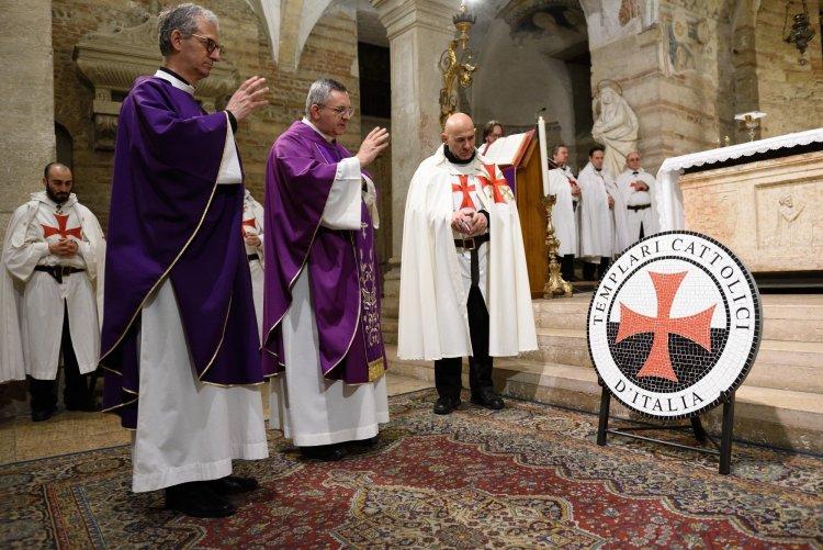 Chiesa di San Fermo – Verona – Templari Cattolici foto 08