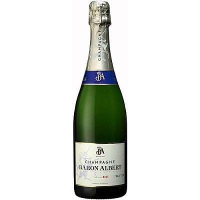 Baron Albert Tradition Brut Champagne NV