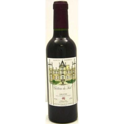 Chateau du Seuil, Graves (Half Bottle)