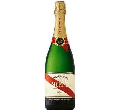 GH Mumm Cordon Rouge Champagne Brut NV