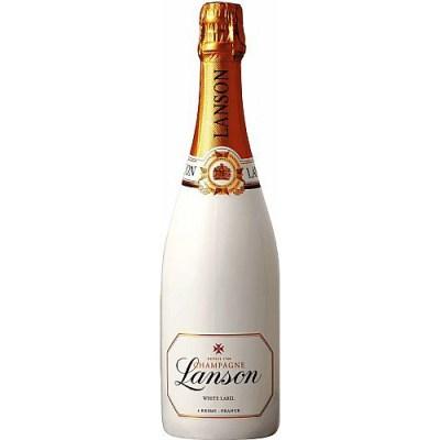 Lanson White Label Champagne N/V