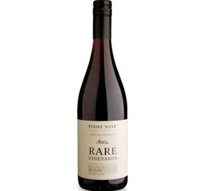 Rare Vineyards Pinot Noir, Vin de France